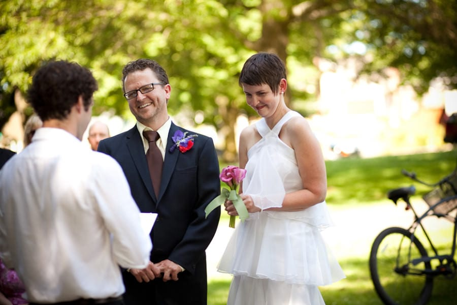 Columbia Park Portland Wedding (10)