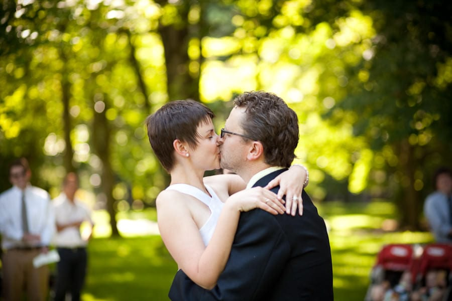 Columbia Park Portland Wedding (9)