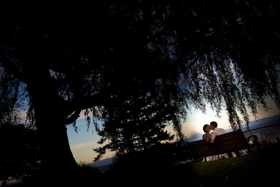 Pittock Mansion Engagement (8)