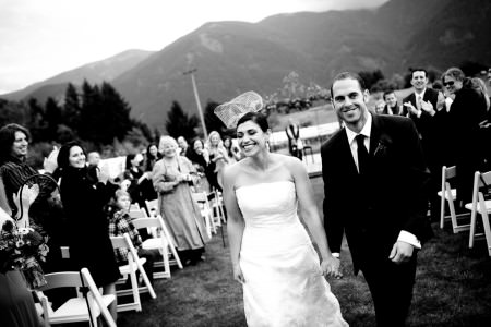 Tom and Susan's Columbia Gorge Wedding