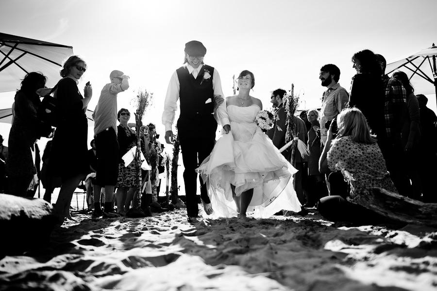Oregon Coast Wedding |  Caroline and Paul