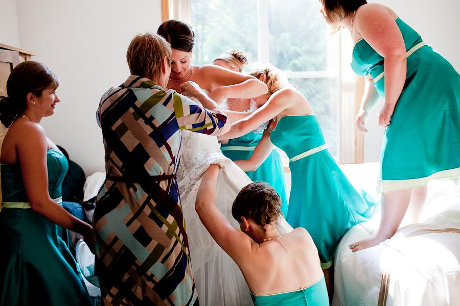 Wedding Portland