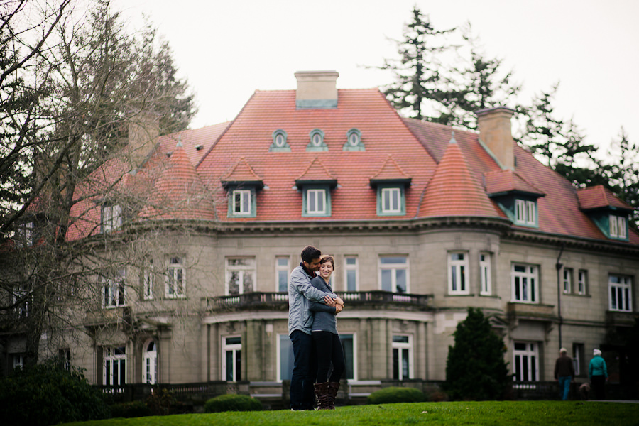 Pittock Mansion Wedding