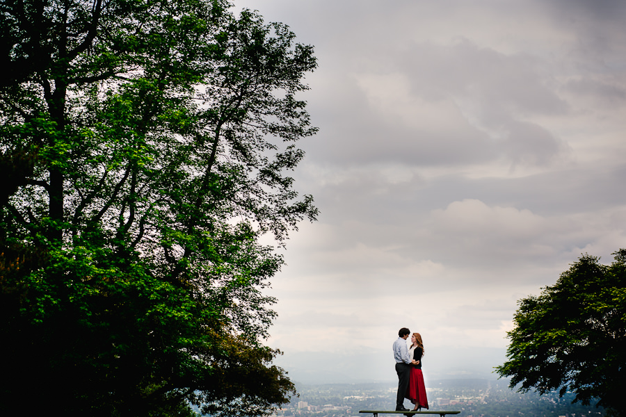 Pittock Mansion Engagement Wedding Photos by Daniel Stark (2)