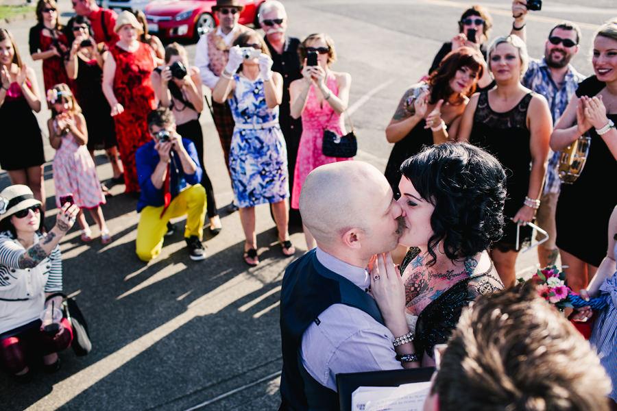 Mike + Sheri - Vista House Wedding + McMenamins  Edgefield (6)