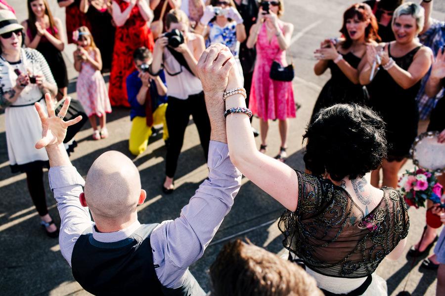 Mike + Sheri - Vista House Wedding + McMenamins  Edgefield (9)