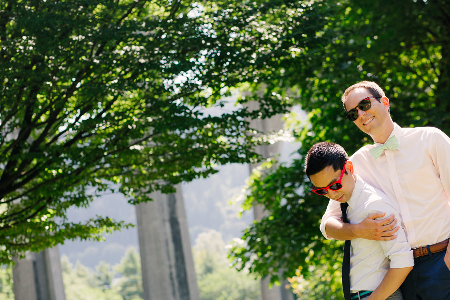 Cathedral Park Engagement Shoot (1)