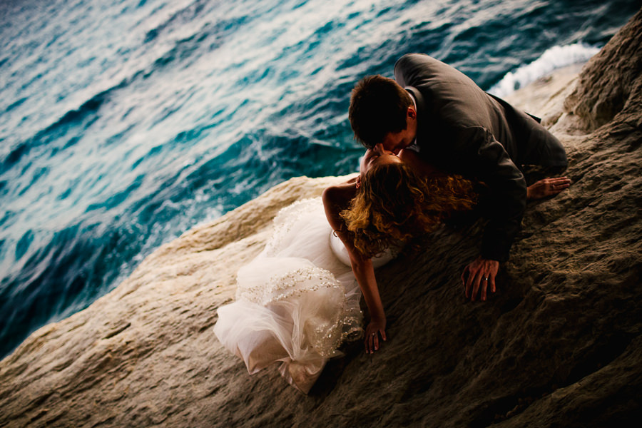 A beautiful Mediterranean wedding in Cyprus, Greece by destination wedding photographers Daniel and Lindsay Stark. (6)