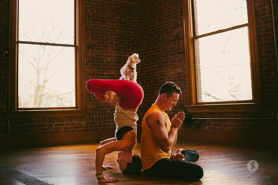 TIffany Cruikshank Yoga and Duncan Peak engagement photos by Portland wedding and yoga photographer Daniel Stark (1)