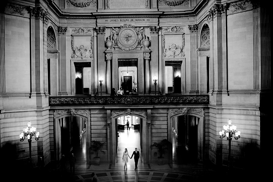 Tore and Hillary's San Francisco City Hall wedding in one of the most beautiful cities in the world photographed Daniel Stark Photography (21)