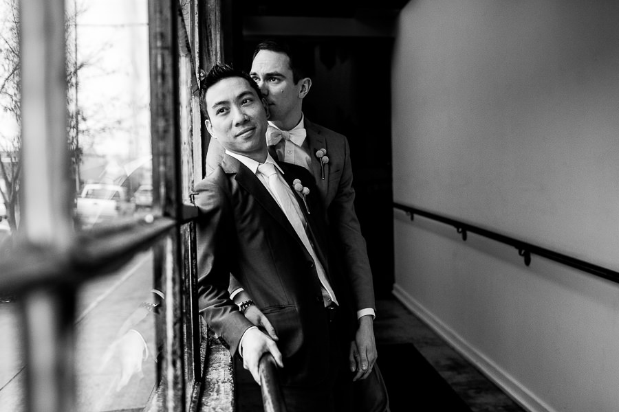 John & Gary Wedding at Holocene (3)