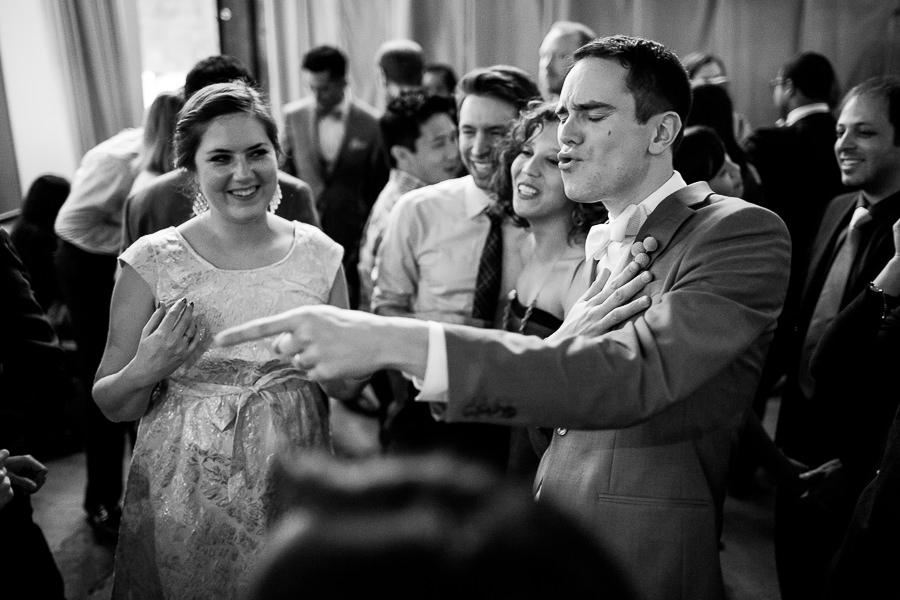 John & Gary Wedding at Holocene (33)