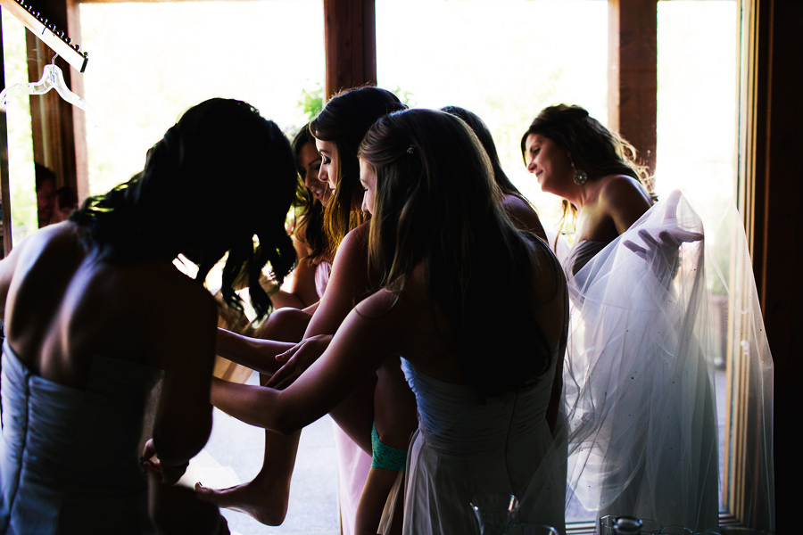 A beautiful wedding at Broken Top in Bend, Oregon