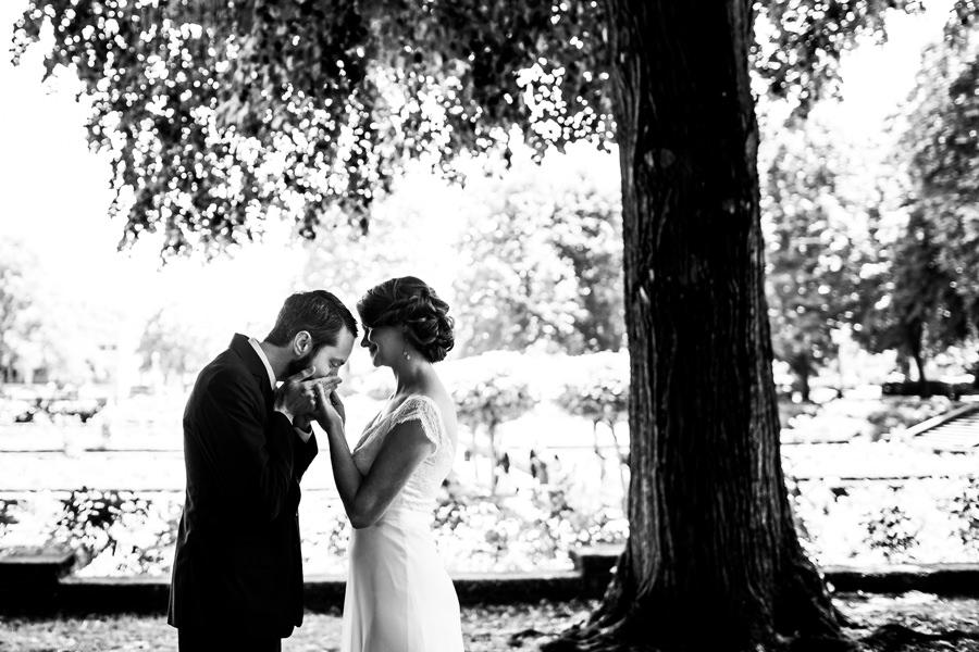 Chris and Laura's Peninsula Park Portland Wedding (15)