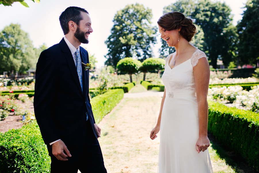 Chris and Laura's Peninsula Park Portland Wedding (13)