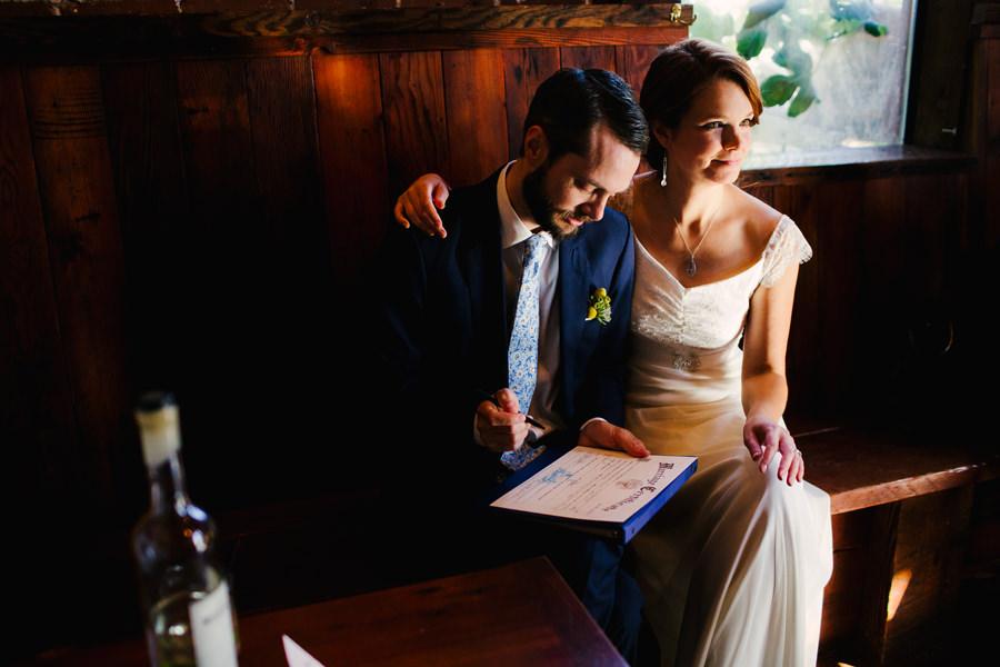Chris and Laura's Peninsula Park Portland Wedding (7)