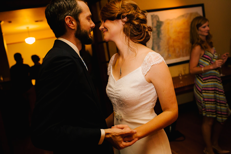 Chris and Laura's Peninsula Park Portland Wedding (2)