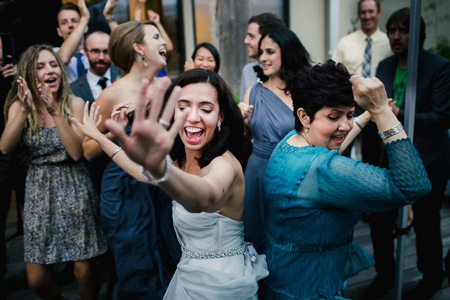 Ecotrust wedding, Portland Oregon.  (16)
