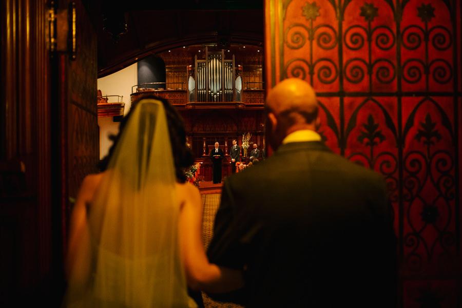 Ecotrust wedding, Portland Oregon.  (4)