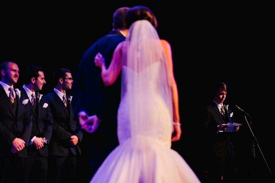 Portland Center Stage wedding by Daniel Stark Photography (25)