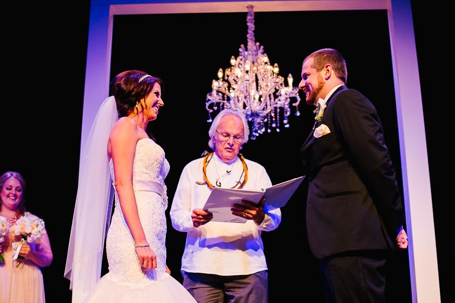Portland Center Stage wedding by Daniel Stark Photography (24)