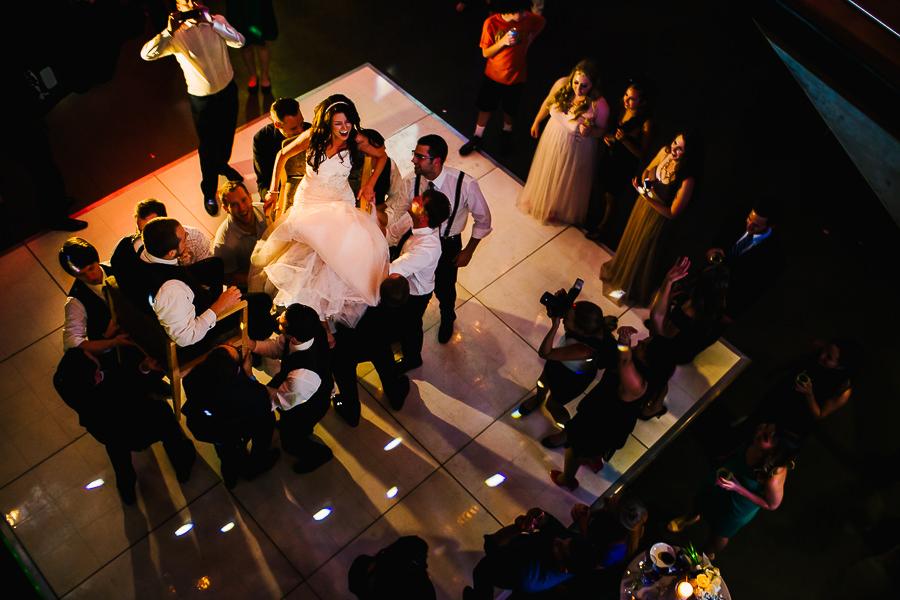 Portland Center Stage wedding by Daniel Stark Photography (8)