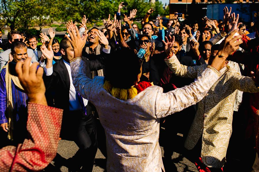 Indian Wedding at Castaway in Portland, Oregon (20)