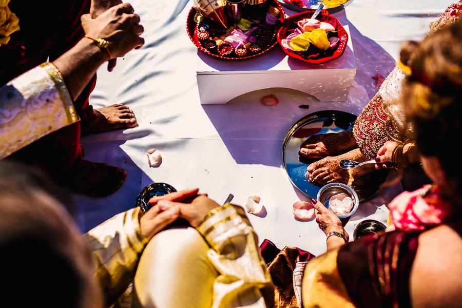 Indian Wedding at Castaway in Portland, Oregon (18)