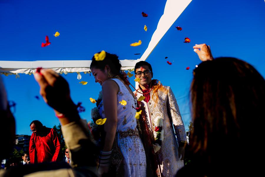 Indian Wedding at Castaway in Portland, Oregon (3)