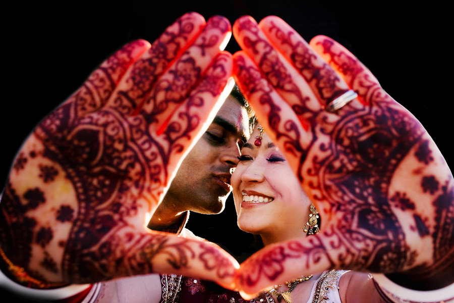 Indian Wedding in Castaway Portland by Daniel and Lindsay Stark Photography