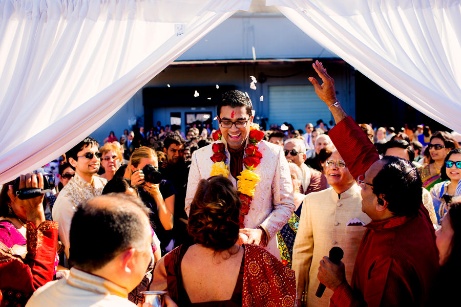 Indian Wedding at Castaway in Portland, Oregon (2)