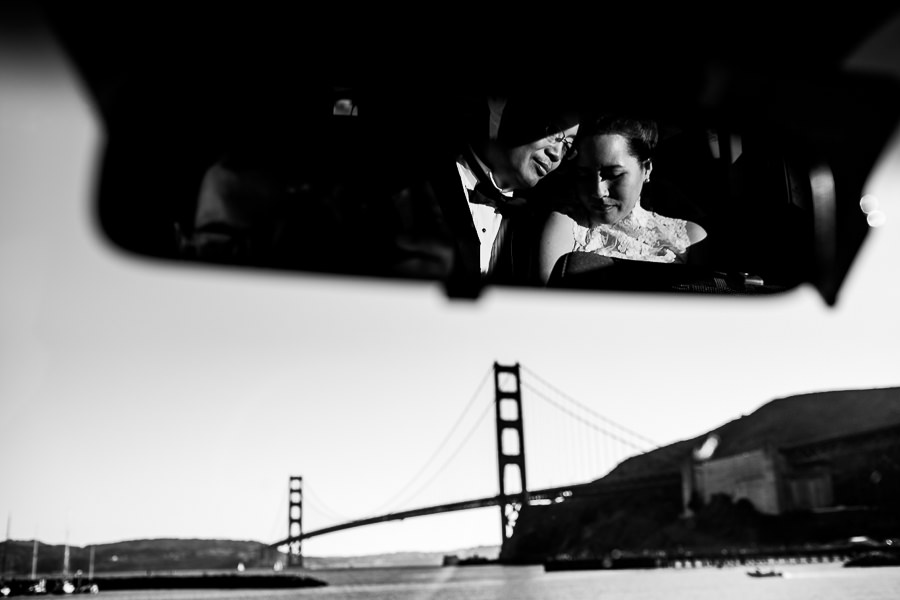 San Francisco Wedding by Lindsay and Daniel Stark Photography.