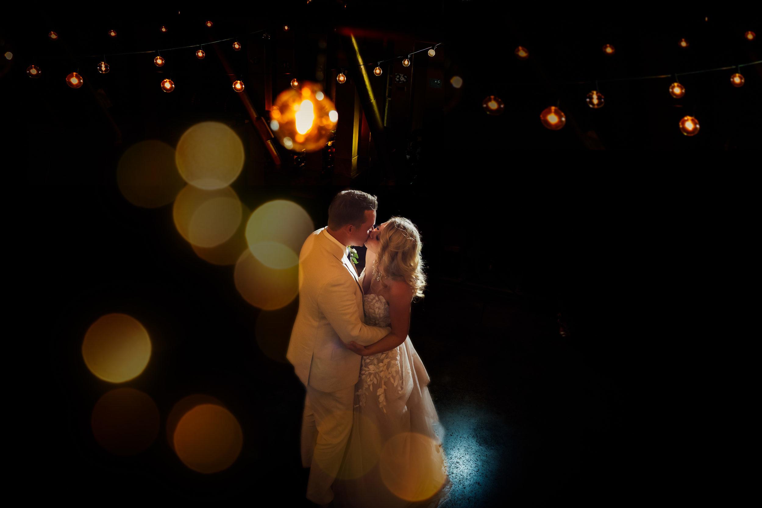 Sunshine Mill The Dalles Oregon Wedding