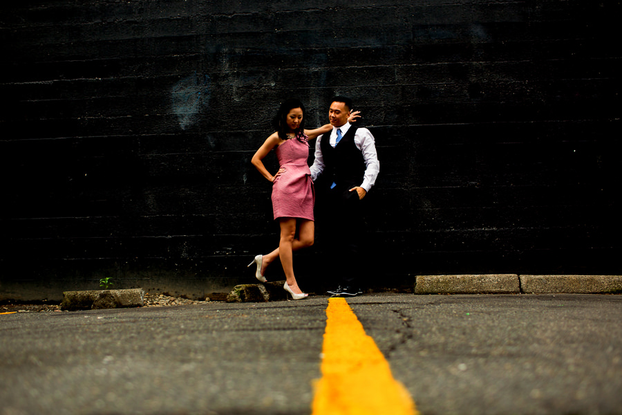 Pittock Mansion Engagement Wedding Photos by Stark Photography. (8)