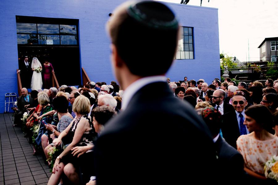 Jewish Wedding Castaway, Portland, Oregon. (12)