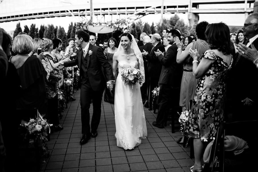 Jewish Wedding Castaway, Portland, Oregon. (6)
