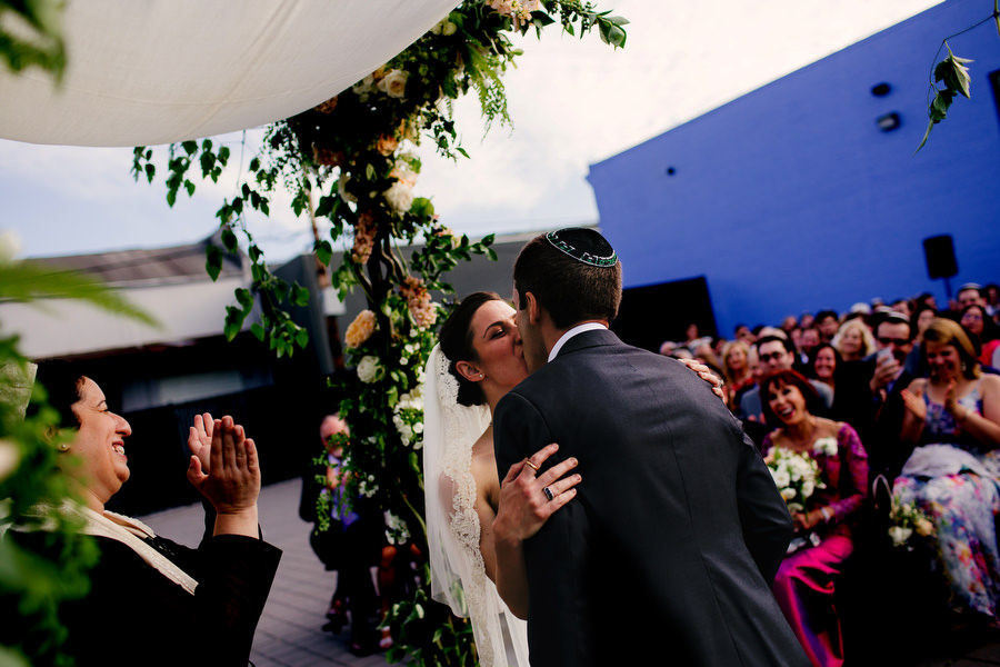 Jewish Wedding Castaway, Portland, Oregon. (5)