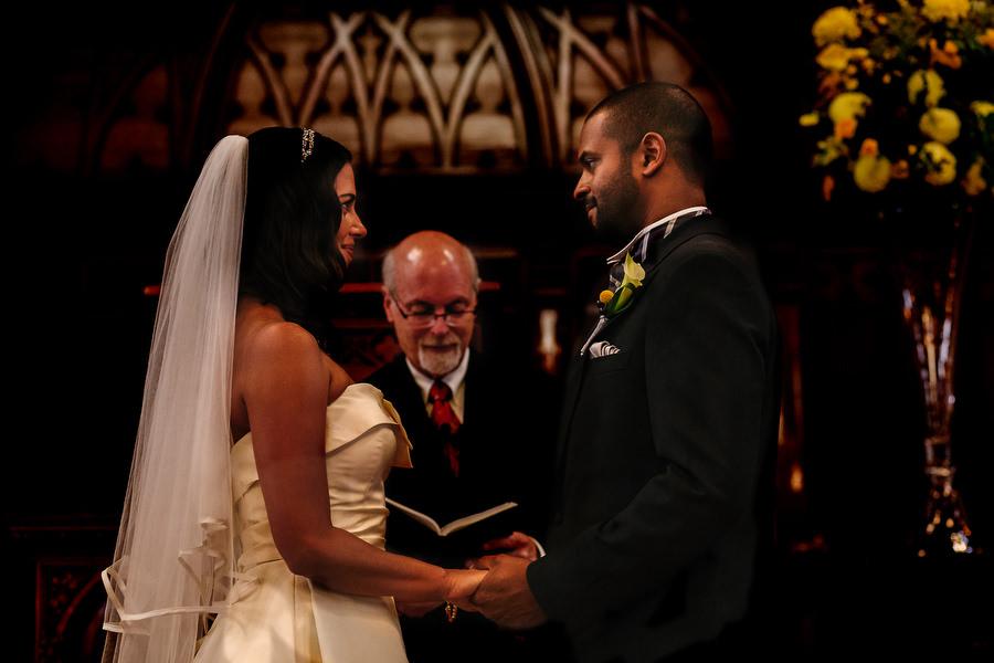 First Presbyterian church wedding and a wedding reception at Castaway in Portland. (20)