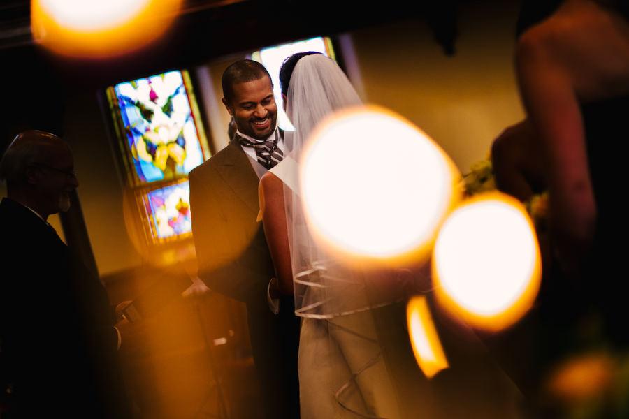 First Presbyterian church wedding and a wedding reception at Castaway in Portland. (19)