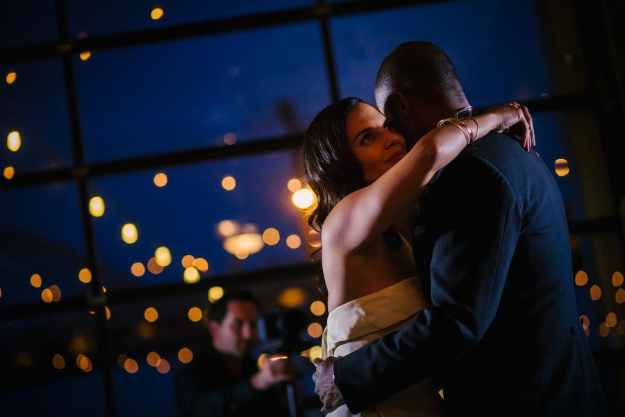 First Presbyterian church wedding and a wedding reception at Castaway in Portland. (7)