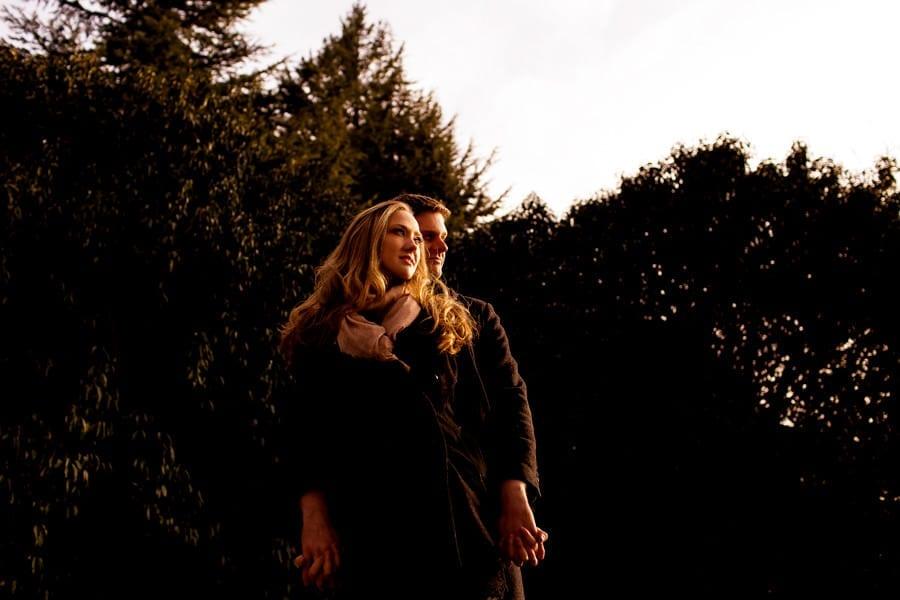Hoyt Arboretum Engagement Shoot Photos (1)