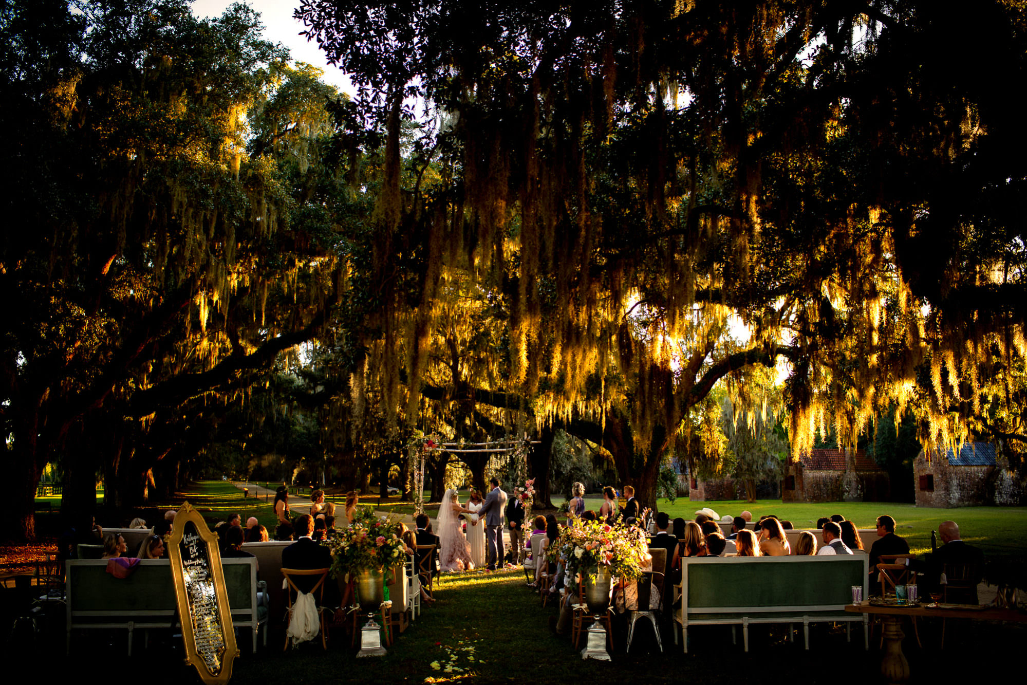 Kathryn Budig Wedding Boone Hall Plantation Charleston-South Carolina
