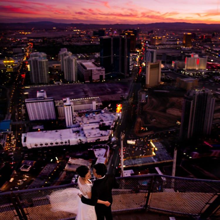 Las Vegas Elopement Wedding (6)