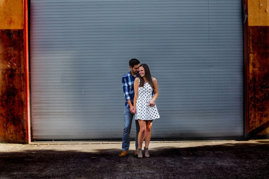 Mississippi Street Engagement Shoot in Portland, Oregon (8)