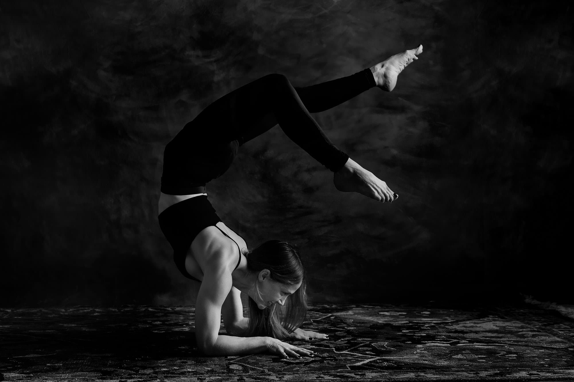 Twist Yoga Studio Branding Portraits