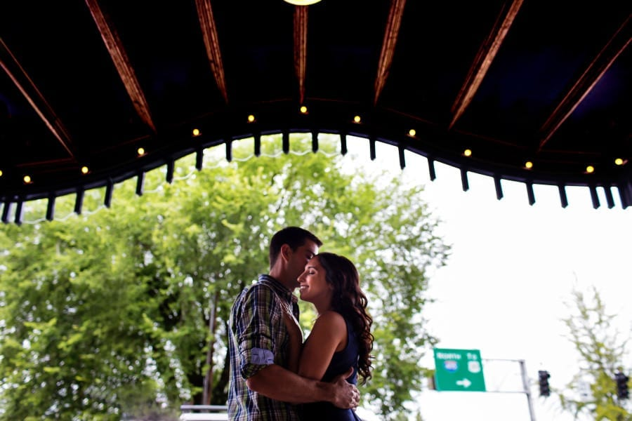 Crystal Ballroom McMenamins Engagement Session in Portland (7)