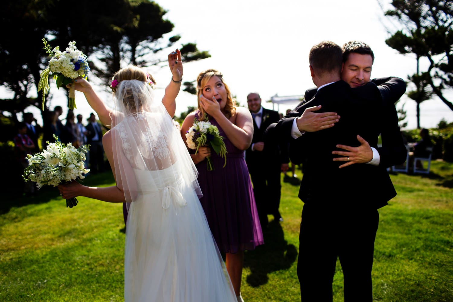 Storm Crest Cellars Wedding in South Beach Newport, Oregon by Stark Photography (24)