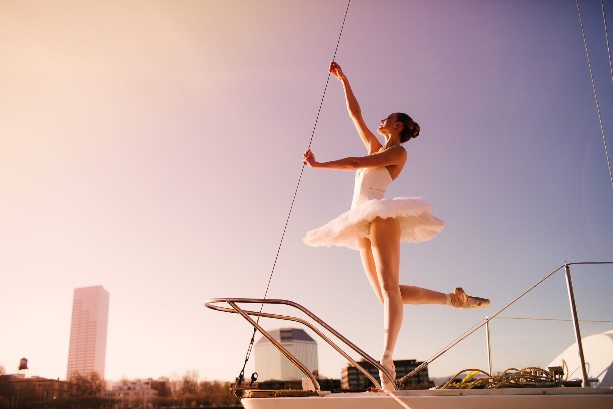 Branding Portraits Professional Dancer Ballerina - Angel Gibson