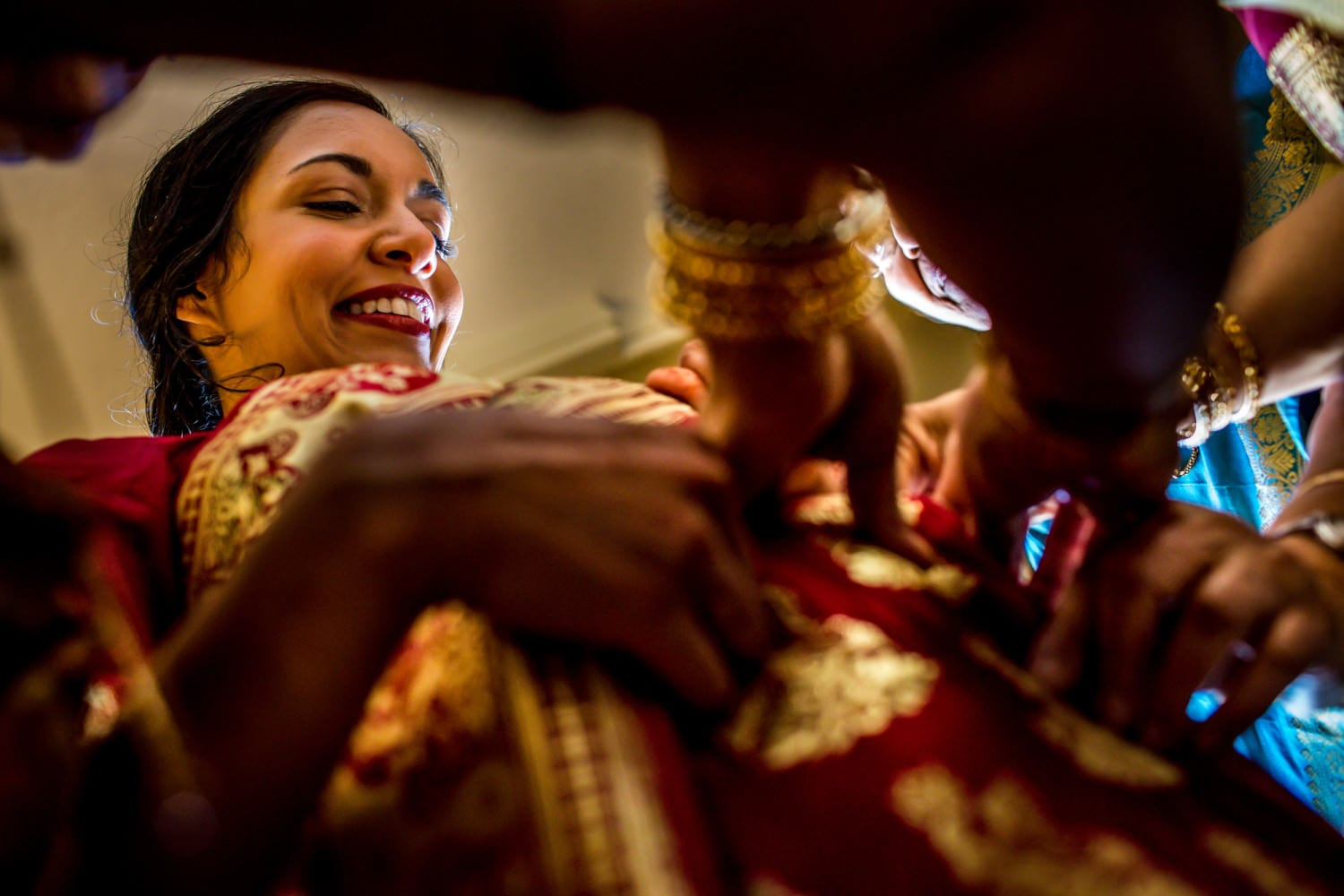 Indian Wedding Ceremony at Oregon Historical Society and Ponzi Winery (27)