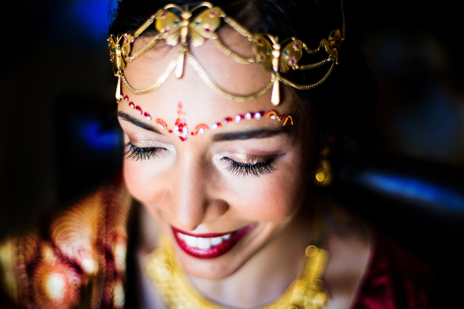 Indian Wedding Ceremony at Oregon Historical Society and Ponzi Winery (23)